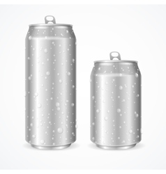 Wet Can vector image