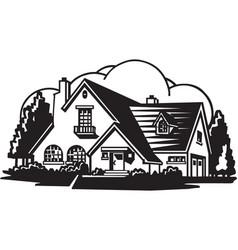 Acg00209 house vector
