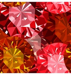 Gem seamless pattern ruby seamless pattern vector