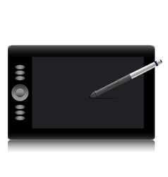 Intuos pen mouse tool drawing technology equipment vector