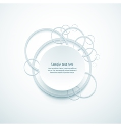 system circle color loop business vector image