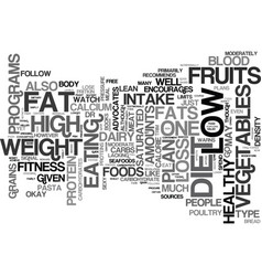 Free weight loss plan text background word cloud vector