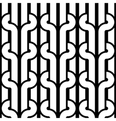 Design seamless monochrome pattern vector