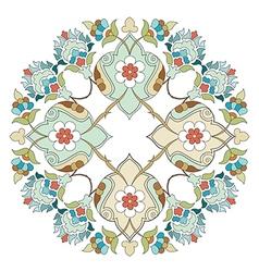 Ottoman motifs one vector