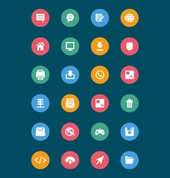 Web and mobile icons 3 vector