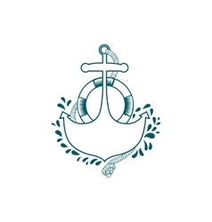 Anchor stencil vector