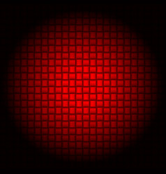 Abstract red cell textures for design vector