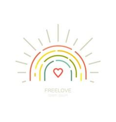 Freelove vector