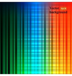 Seamless background of plaid pattern vector