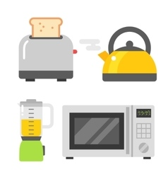 Microwave oven and other tools vector