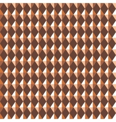 Seamless geometric pattern carbon texture vector
