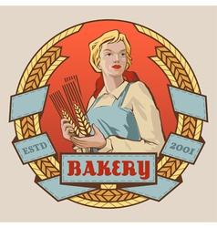 Best bakery1 vector