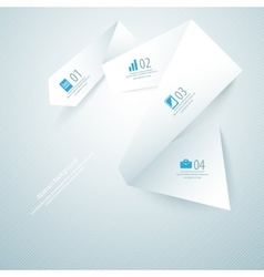 Abstract paper background for vector