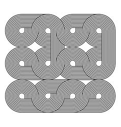 Line art vector image vector image