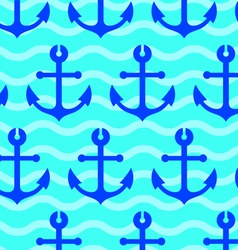sea anchors vector image vector image