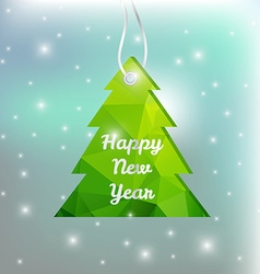 Christmas and new year 2016 greeting card vector