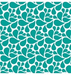 Seamless pattern repeating drops and vector