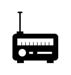 news satellite radio vector image vector image