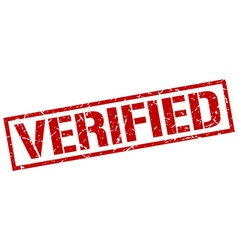 Verified stamp vector