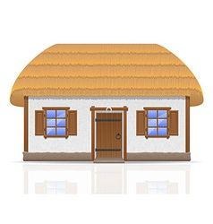 Ancient farmhouse 01 vector