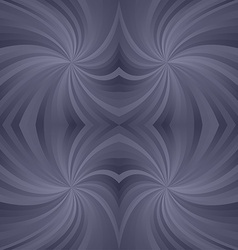 Seamless grey twirl pattern background vector