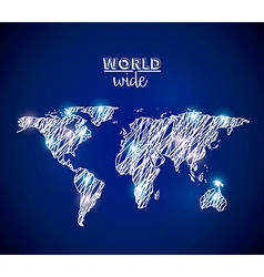 World wide vector