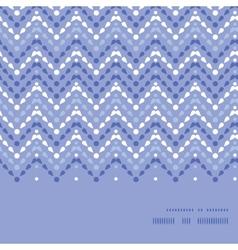 Purple drops chevron horizontal frame vector