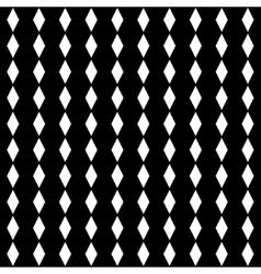 Rhombus geometric seamless pattern 3603 vector image vector image