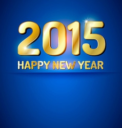 2015 new year vector