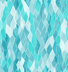 Crystal seamless pattern vector