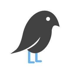 Pet Bird vector image