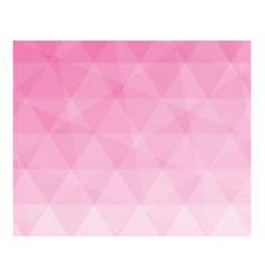 Pink abstract background design vector