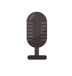 Isolated microphone device design vector
