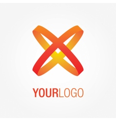 Abstract logo for your company vector image