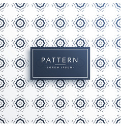 Abstract line pattern decoration background vector