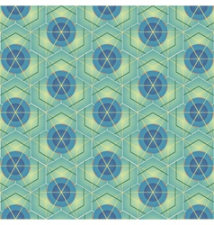 Geometric pattern vector