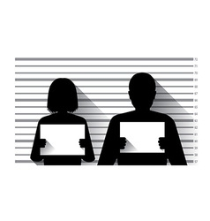 Criminal record vector