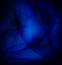 blue luxury background vector image