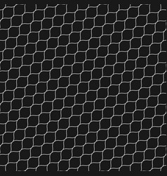 seamless pattern thin diagonal wavy lines black vector image vector image