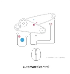 Automated control vector
