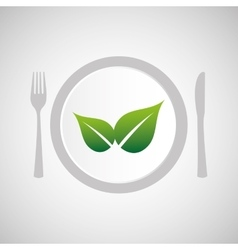Healthy diet design vector