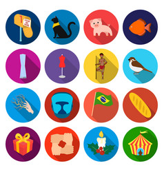 Tourism phenomenon business and other web icon vector