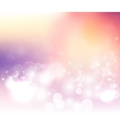 Abstract magical background vector image vector image