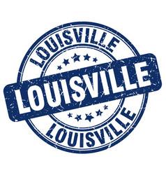 Louisville stamp vector