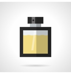Perfumery products flat color icon vector