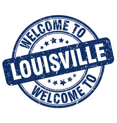 Welcome to louisville vector