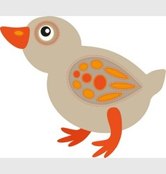 Toy goose vector