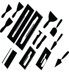 Tools for painting - vector