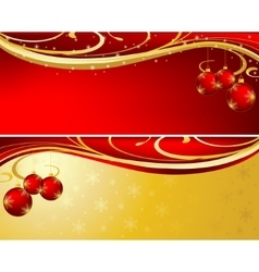 Christmas abstract background vector