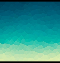 colorful crystallization pattern background vector image